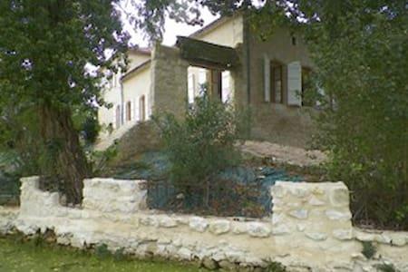 maison 175m² s/ site de charme, loisirs, festivals - Haus
