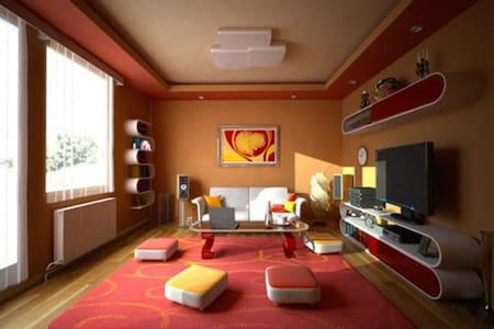 ωραίο σπίτι - Apartamento