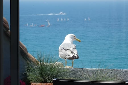 Penthouse over the sea  2 bedrooms - Marseille - Byt