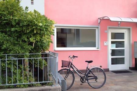 CASA ROSA pratico, zona centro + garage e giardino - Pergine Valsugana - House