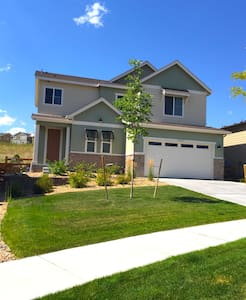 Two private rooms in new home - Arvada - Casa