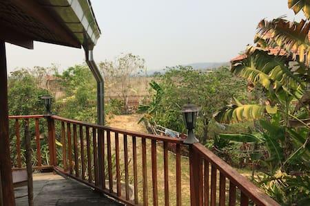 Sunny hide away , Nan, Thailand