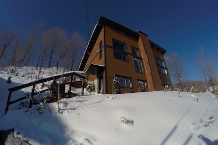 Unique et chaleureuse maison en banlieue de Québec - Dům