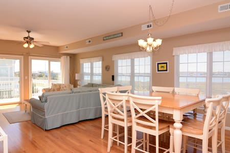 "Private Beach at ""Oyster Cove"" - Bethany Beach - Casa"