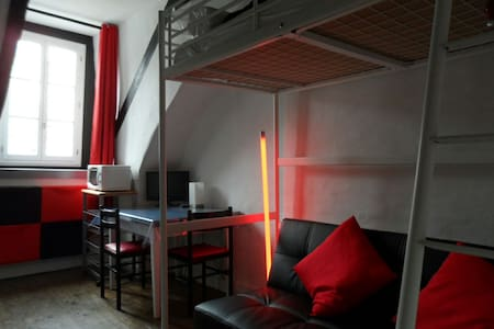 Studio centre Rennes - Apartment