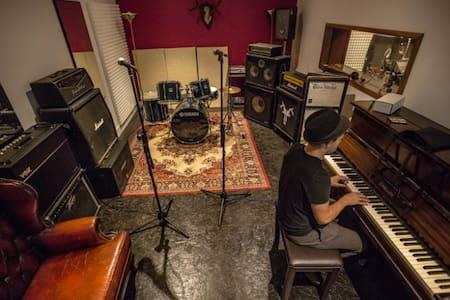 Recording studio. Wacky. Inspiring. £150/day - Inny