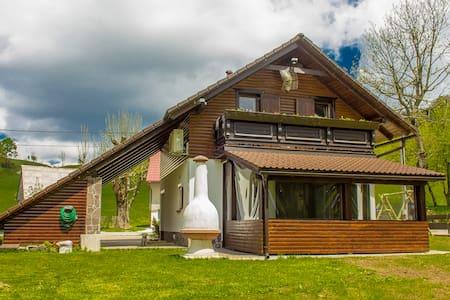 Rental vacation home Lea - Begovo Razdolje - Haus