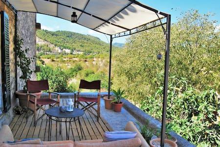 Rustic apartment with mazing views near Palma - Palma