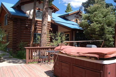 Westcliffe Log Home - Dom