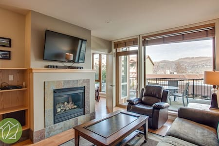 Chelan Resort Luxury Suites 110 - Chelan - Condominium
