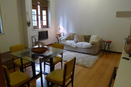 #Best Place in Rio. Charming, cozy, silent - Rio de Janeiro - Apartment