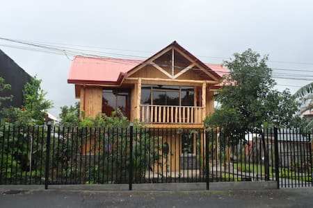 Brand New Beautiful Home (2 night min.) in Heredia - Ház