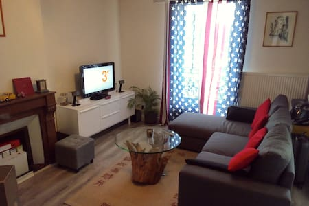 Appartement au centre d'Arbois - Wohnung