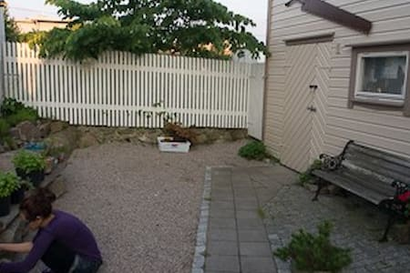 The happiest AirBnB in Fredrikstad! - Pis