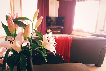 Sunny room for 1 - Riverside - Talo