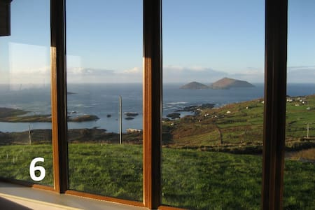 Ring of Kerry - Derrynane - Room 6 - Caherdaniel - House