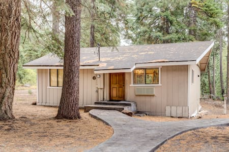 Cabins Close To Crater Lake & Lake of the Woods - Klamath Falls - House