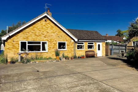 Peaceful Countryside Retreat - Suffolk - Bungalow
