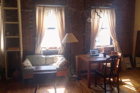 Loft Apartment in old Estey Piano Factory - Bronx