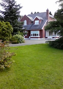 Twin Bedroom in Home away from home - Kingscourt