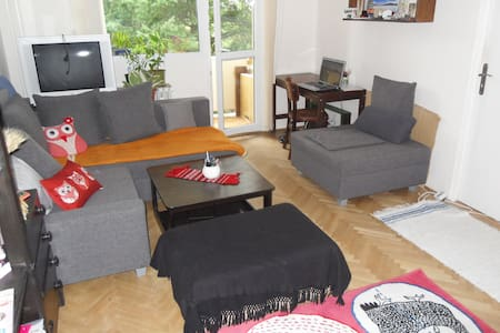Cosy place near city centre and shopping mall - Apartment