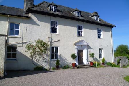 Aberllynfi House Double bedded room with Breakfast - Bed & Breakfast