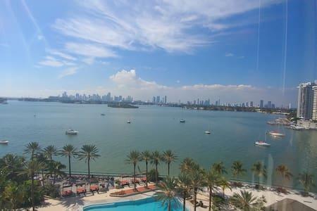 Private room on South Beach. - Miami Beach - Apartment