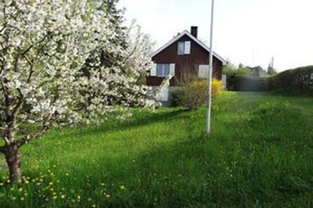 Ferienhaus an idyllischer Lage - Rumah