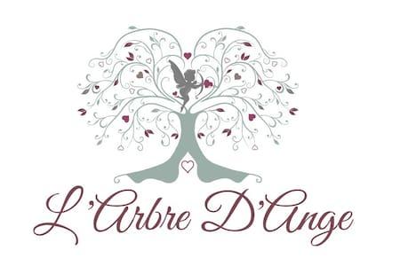 L'Arbre D'Ange B&B The Suite Montmorillon - Bed & Breakfast