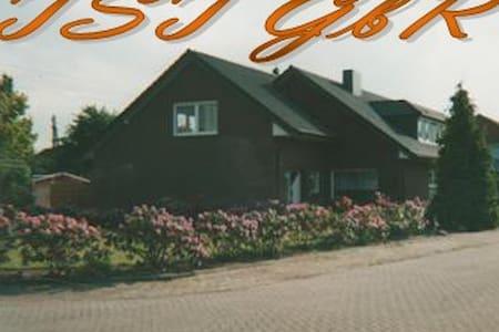 Ferien- und Monteurwohnung in Nordhorn-Klausheide - Appartement