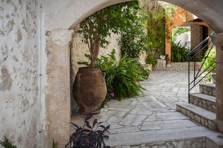 Traditional villa with private pool! - Prines - Villa