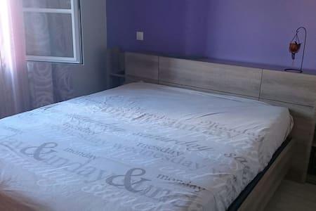chambre parfaite pour détente - Olonne-sur-Mer - Hus