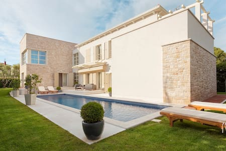 Lux villa 4 bedroom with pool - House