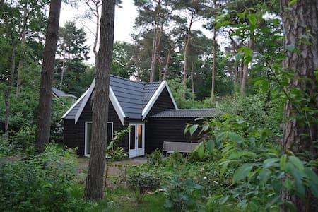 Rustig gelegen vakantiehuis met grote tuin rondom - Doorn