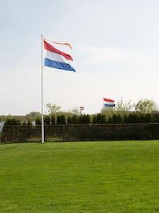 Water villa aan Borgmeren Harkstede - Harkstede - Casa de campo