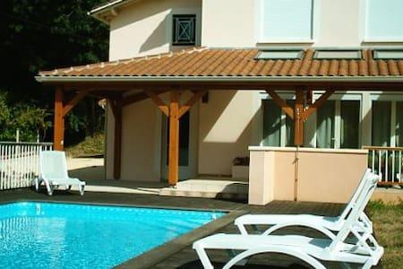 maison détente dans un écrin naturel - Montcabrier - Huis