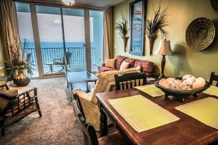 Most Popular Complex on Beach - Condominium