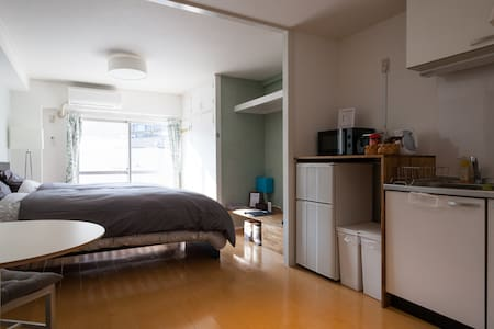 5min Shibuya-Spacious/Free Wi-Fi - Apartment