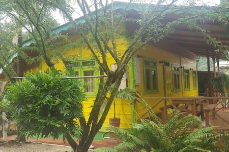 The Aripo Cottage Trinidad - Cabanya