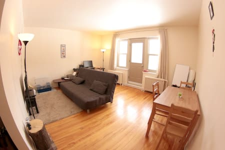 Cozy 3 1/2 Apartment - Montréal - Apartment