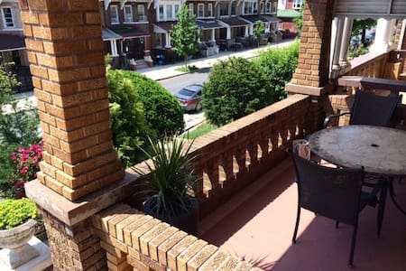 Great private room with all amnetities! - Brooklyn - House