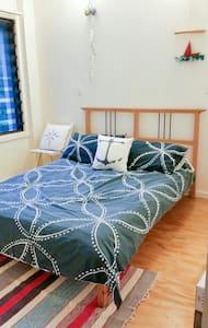 Comfy bedroom in Fannie Bay close to parks n beach - Adosado
