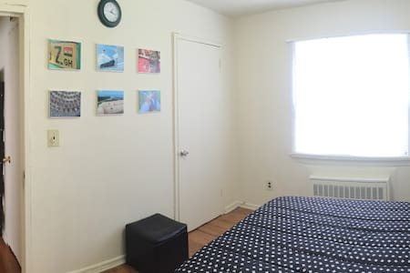Student Friendly Private Room w/ Full Bed & Desk! - Fort Lee - Apartment