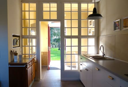 Les Marais de Montecourt. 4* cottage - Casa