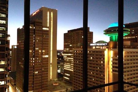 Top Floor in Downtown!
