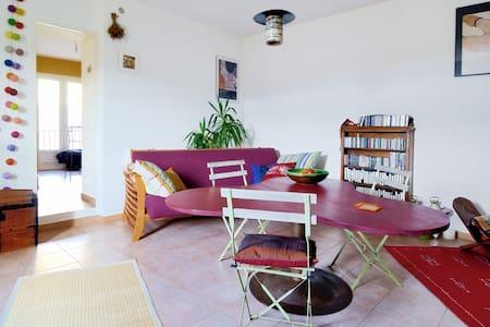 Maison sud Luberon, pays d'Aigues - Grambois