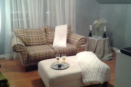 Robin's Nest, Luxurious loft like apartment - Sault Ste. Marie - Lakás