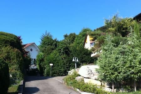 Villa Weitblick - Privatzimmer in Dornach - Dornach - Hus