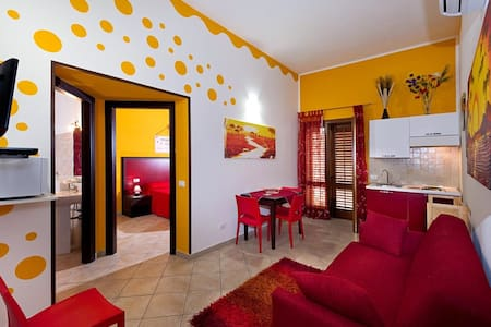 Residence Mareluna... - Castellammare del Golfo - Appartement
