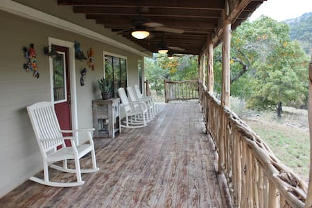 Antler House at 7 Canyons Ranch - Tarpley